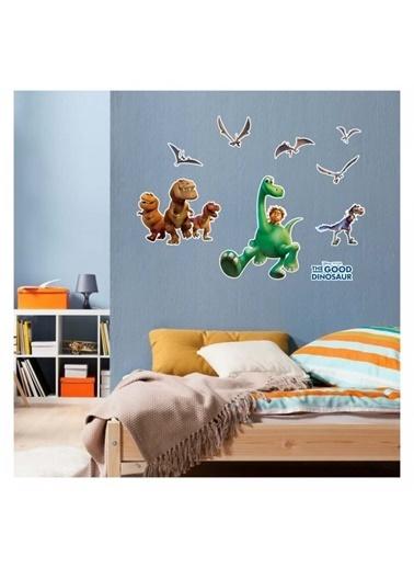 Disney İyi Bir Dinozor 35x50 cm Duvar Sticker Copy Renkli